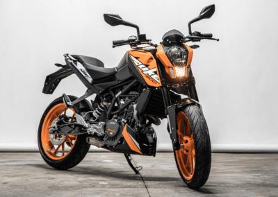 KTM 200 Duke 2019