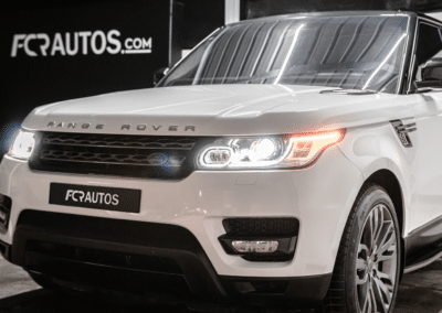 Land Rover Range Rover Sport HSE DYNAMIC 2014