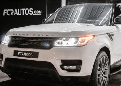 Land Rover Range Rover Sport HSE DYNAMIC 2014