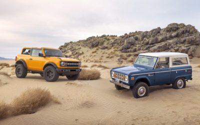 Ford Bronco 2021: el Icónico todoterreno, que vuelve tras 24 años de ausencia