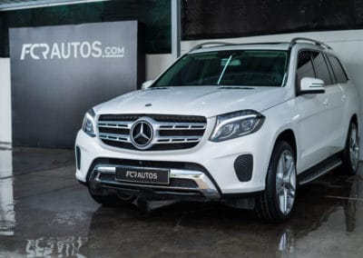 Mercedes-Benz GLS 400 2016
