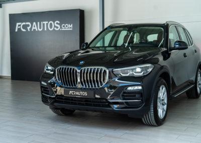 BMW X5 xDRIVE 25D 2021