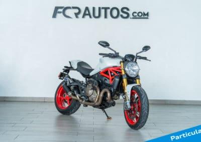 Ducati 821 Monster 2016